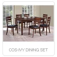 COS-IVY DINING SET
